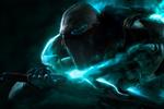Обои Косплей-модель Ernesto Manuel в образе Pyke: The Bloodharbor Ripper / Пайка: Потрошителя из Кровавой гавани, из игры League of Legends / Лига Легенд, by Aku
