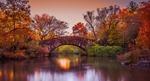 Обои Мост Гапстоу в Центральном парке, Нью-Йорк / New York, фотограф John S