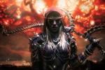 Обои Косплей-модель Anna Moleva в образе Sylvanas Windrunner / Сильваны Ветрокрылой, из игры World of Warcraft / Мир военного ремесла, by Aku