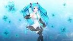 Обои Vocaloid Miku Hatsune / Вокалоид Мику Хацунэ, by ng9