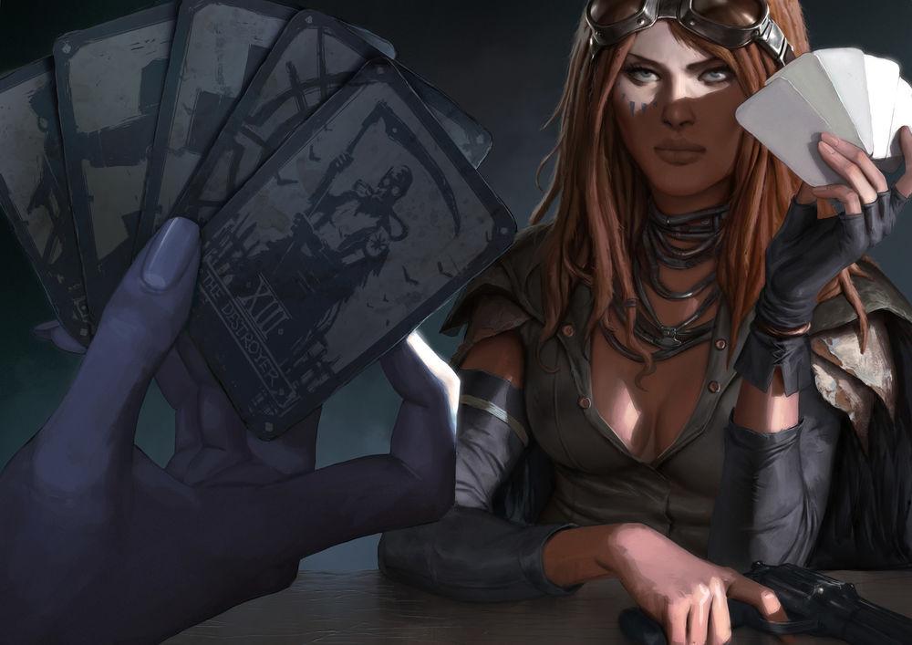 Играть девушек карты игровые автоматы в усть-лабинске