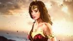Обои Галь Гадот / Gal Gadot в роли Diana / Дианы из фильма Wonder Woman / Чудо-Женщина