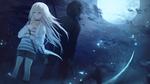 Обои Рэйчел Гарднер / Rachel Gardner и Айзек Фостер / Isaac Foster из аниме Ангел кровопролития / Satsuriku no Tenshi