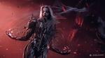Обои Девушка превращается в демона, арт к игре Diablo III: Reaper of Souls / Diablo III:Жнец душ, by Antoine Collignon