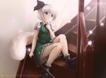 Обои Youmu Konpaku / Ему Компаку из игры-аниме ouhou Project / Проект Восток, by novcel