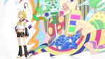 Обои Vocaloid Kagamine Rin / Вокалоид Кагамине Рин, by kikuhiko