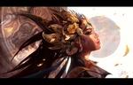 Обои Портрет принцессы в профиль, by Gianluca Rolli