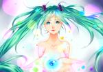 Обои Vocaloid Miku Hatsune / Вокалоид Мику Хацунэ, by pupurutier