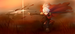 Обои Персонаж из игры Final Fantasy Type-0 / Последняя Фантазия: Тип-0, by Onamae-kun