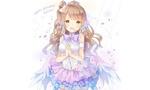 Обои Happy birthday Kotori, из аниме Живая любовь! / Love Live, by Hitsukuya
