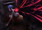 Обои Kirishima Touka / Кирисима Тока из аниме Tokyo Ghoul / Токийский Гуль