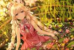 Обои Marie Antoinette / Мария Антуанетта персонаж из онлайн RPG игры Fate / Grand Order / Судьба / Великий Приказ