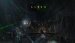 Обои Королева монстров, арт к фильму Alien: Covenant / Чужой: Завет, by Jun Seong Park