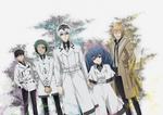 Обои Haise Sasaki / Хайсэ Сасаки и отряд Quinx / Куинксов из аниме Tokyo Ghoul / Токийский Гуль