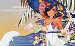 Обои Kirishima Touka / Киришима Тока из аниме Tokyo Ghoul / Токийский Гуль