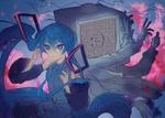 Обои Vocaloid Miku Hatsune / Вокалоид Мику Хацунэ, by My-Magic-Dream