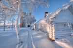 Обои Зима в Пермском крае. Фотограф Андрей Чиж