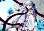 Обои Emilia / Эмилия из аниме Re:Zero kara Hajimeru Isekai Seikatsu / Re: Жизнь в альтернативном мире с нуля
