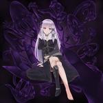 Обои Emilia / Эмилия и множество Незримых Дланей аниме Re:Zero kara Hajimeru Isekai Seikatsu / Re: Жизнь в альтернативном мире с нуля