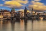Обои Прага, Карлов мост, by Gurcan Kadagan