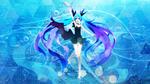 Обои Vocaloid Miku Hatsune / Вокалоид Мику Хацунэ, by Vocalmaker