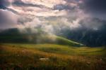 Обои Туманное утро в долине. Фотограф sozel