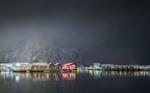 Обои Зима в Свольвере, фотограф Allan Pedersen