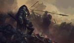 Обои Ms. Orc- Queen / Королева орков, by Bayard Wu