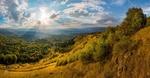 Обои Начало осени в Кисловодском национальном парке, Ставропольский край, фотограф Лашков Федор