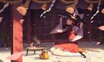 Обои Reimu Hakurei / Рейму Хакурей из серии компьютерных игр Touhou Project / Проект Восток