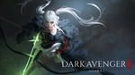 Обои Белокурая девушка-лучник из игры Dark Avenger 3, by dongho Kang