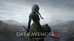 Обои Девушка-воин с мечом из игры Dark Avenger 3, by dongho Kang