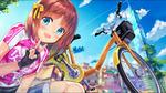 Обои Hiromi Maiharu / Хироми Маихару из аниме Minami Kamakura Koukou Joshi Jitenshabu / Девичий велоклуб Минами Камакуры, by sanoboss