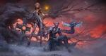 Обои Эльфы крови и маназмей из игры World of Warcraft / Мир военного ремесла, by Xiaoyu Wang