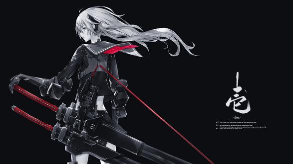 Девушка с оружием, by AssassinWarrior