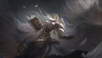Обои Девушка-ангел из игры World of Warcraft / Мир военного ремесла, by Luna L