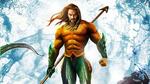 Обои Актер Jason Momoa / Джейсон Момоа в роли Aquaman / Аквамена, постер к одноименному фильму