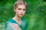 Обои Модель Sofia / София на фоне природы, фотограф arif atli