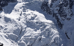 Обои Заснеженный горный хребет, Kilian Amendola