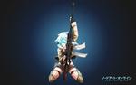Обои Shino Asada / Сино Асада из аниме Sword Art Online II / Мастера Меча Онлайн II, by AssassinWarrior