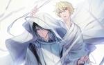 Обои Yato / Ято и Yukine / Юкине из аниме Noragami / Норагами / Бездомный Бог