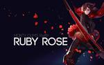 Обои Ruby Rose / Руби Роуз из аниме RWBY / Красный, Белый, Черный, Желтый, by AssassinWarrior