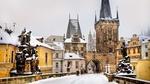 Обои Зима в Чехии
