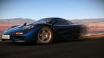 Обои McLaren F1-серийная модель спортивного автомобиля британской фирмы McLaren