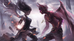 Обои Angels & Demons / Ангелы И Демоны, by Allen Hsieh