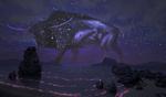 Обои Огромный буйвол над природой, by InsanityImpact