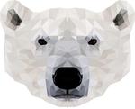 Обои Голова белого медведя, by 0l-Fox-l0