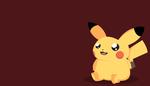 Обои Pikachu / Пикачу из аниме Pokemon / Покемон, by 0l-Fox-l0