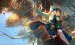 Обои Vocaloid Hatsune MIku / Вокалоид Хатсуне Мику, by Antilous chao