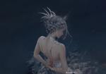 Обои Принцесса Celestia / Селестия / Небесная из комикса Wang Ling GhostBlade / Призрачный Клинок, by Wlop